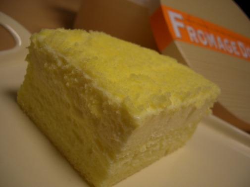 小樽のルタオのチーズケーキドゥーブル・フロマージュ 北海道スイーツお取り寄せ