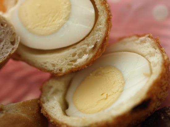 品川エキナカecute品川のパン屋さん「満」
