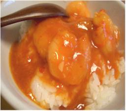 Oisix(おいしっくす)*ぷりぷりの海老のチリソース炒め