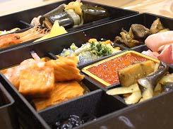 2007年のおせち料理の予約は、北海道おせち、豪華カニのついたおせち料理を。早期予約がお得。