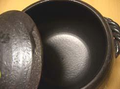 三鈴窯のご飯釜 土鍋 ご飯 比較