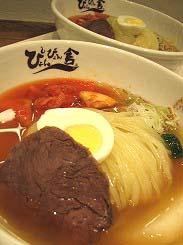 ぴょんぴょん舎 盛岡冷麺 ラゾーナ川崎 フードコート グルメ お取り寄せ