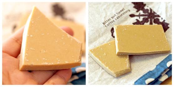 蒲屋忠兵衛商店さんが展開しているかわいい割れチョコ専門店「チュベ・ド・ショコラ」
