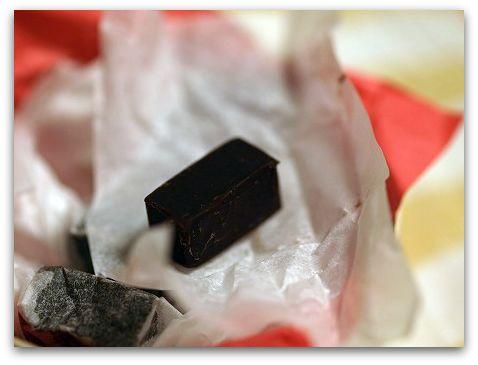 花畑牧場 生キャラメルチョコレート お取り寄せレビュー