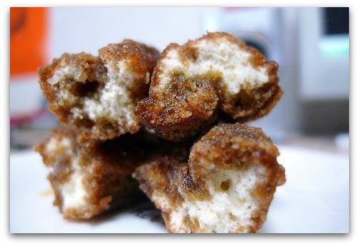 フジバンビ 黒糖ドーナツ棒