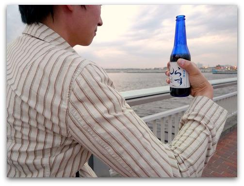 湘南江ノ島 とびっちょのしらすビール