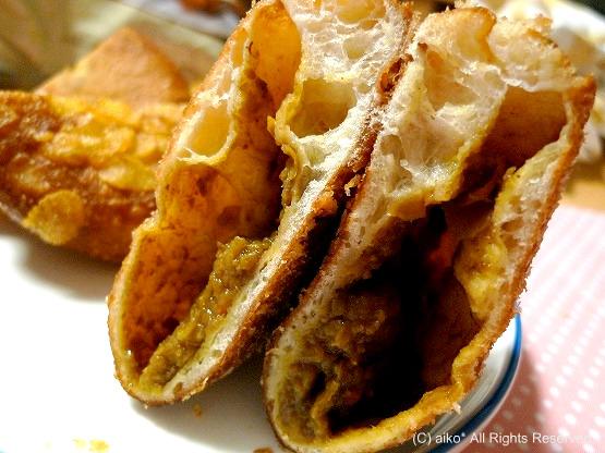 シモンズ 湘南カレーパン しらすカレーパン