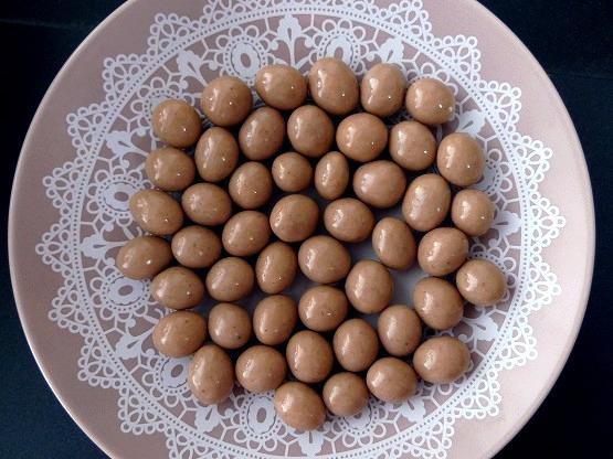 カルディオリジナル  コーヒー豆チョコ 65g カフェラテ味