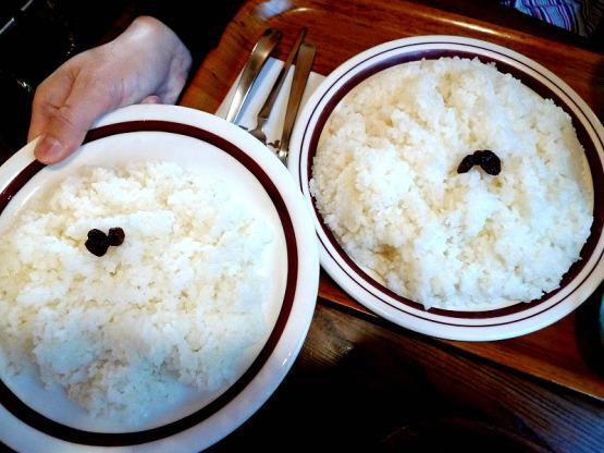 鎌倉 キャラウェイ ご飯の量