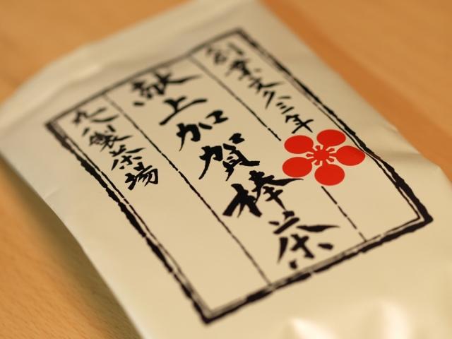 丸八製茶場の「献上加賀棒茶」