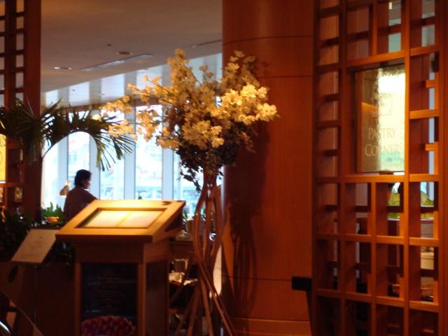 パンパシフィック 横浜ベイホテル東急のモーニングビュッフェ/カフェ トスカ