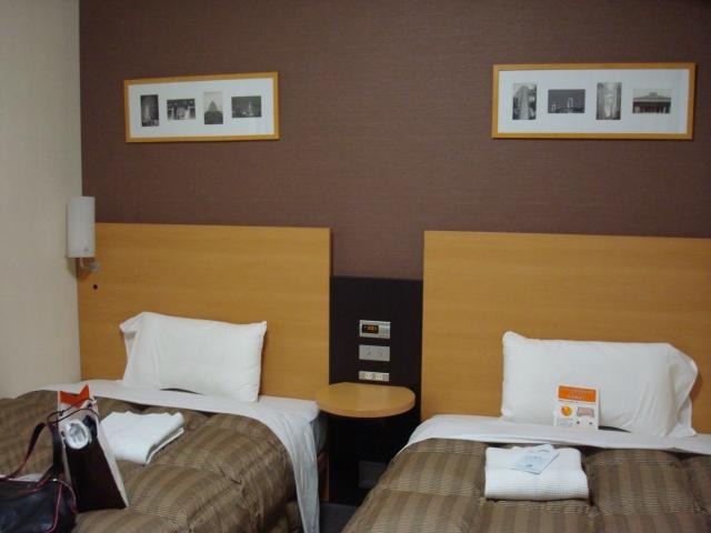コンフォートホテル東京神田に泊まったので朝ご飯食べました。/宿泊者無料朝食