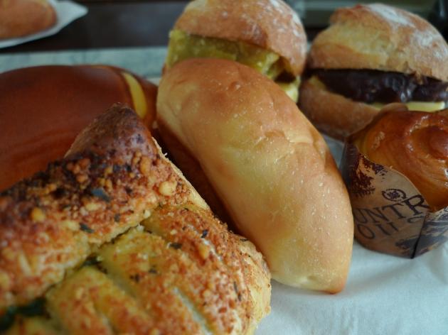 芦屋の人気のパン屋さん「パンタイム (Pan Time)」の蒸し栗バターにはまる・・・。