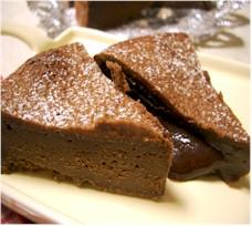 チョコレートケーキ 清川屋特産品・フルーツ王国プレーンミ・キュイ