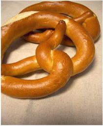 プレミアム・フレッシュバター・ブレッツェル 輸入ドイツパンの店フライブルク