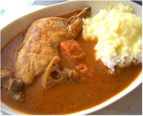 南家チキンココナッツカリー 札幌有名店のスープカレー