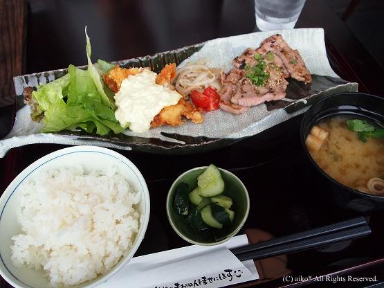 【横浜コレットマーレ ランチ】芋蔵極でトリトン定食とおすすめランチ