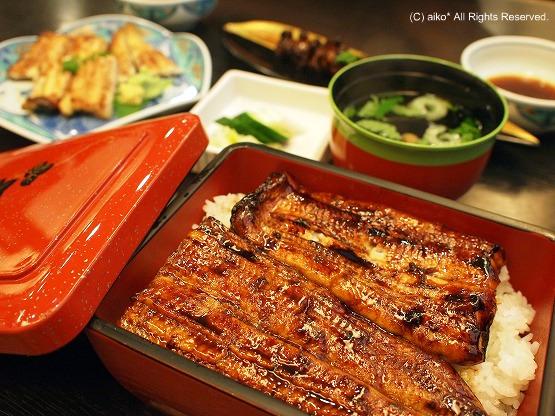 【静岡浜松旅行その2】浜松 八百徳本店で白焼きの味の濃さを堪能しました〜