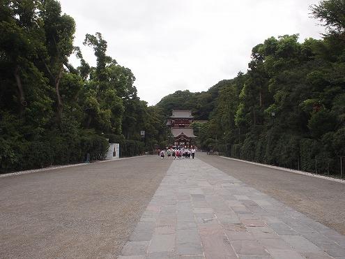 「ほんわかな日々」を願い鎌倉にお参り。