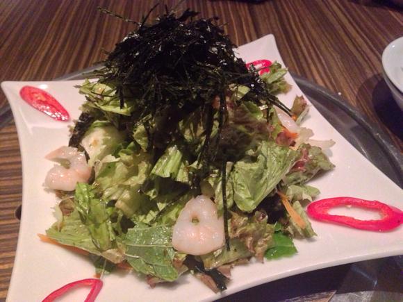 土古里 (トコリ)@コレットマーレ 参鶏湯は、骨まで全部食べられます。