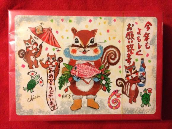 1月2日お年賀の用意@西光亭のくるみクッキー