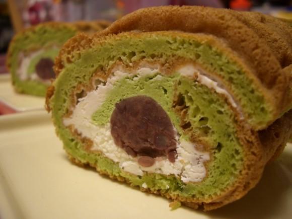 1月6日ロールケーキの日@ワッフル・ケーキの店R.Lくるくるケーキ