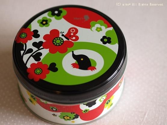 バレンタインチョコレート4個目 Mary's×Kinproバレンタインデー限定コラボ「もぐらのあこがれ」缶までかわいい!