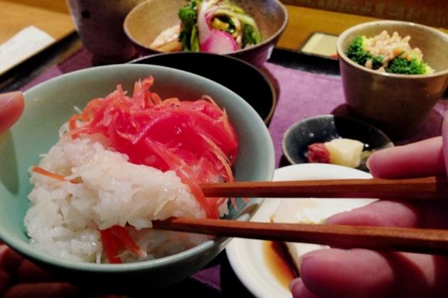 鎌倉野菜のランチ 鎌倉 なると屋+典座 2月のごはん 背筋が伸びるようなご飯の時間