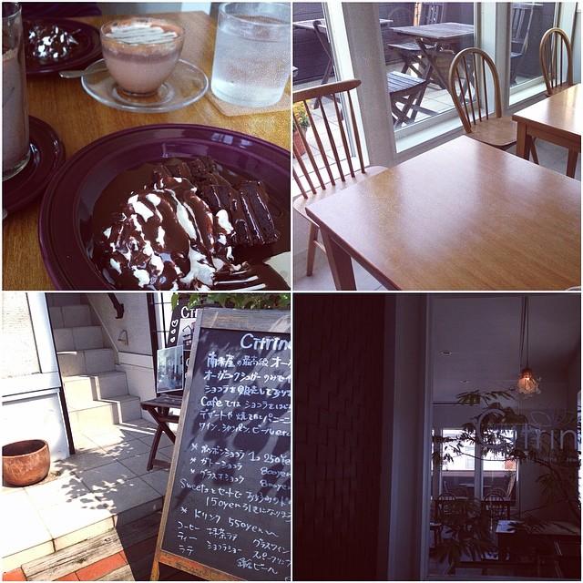 鎌倉長谷のチョコレートカフェ、シトリン(Citrine)にきました。...
