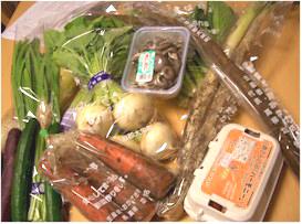 特別栽培(無農薬・減農薬・有機野菜のお取り寄せ)はにーびー♪おためしセット