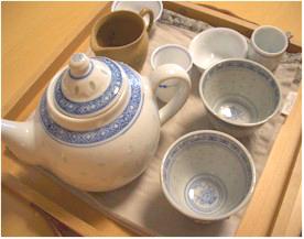 中国茶のお取り寄せ 苦丁茶 中国茶と中国茶器の専門店 恒福茶具