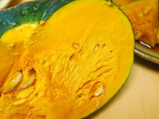 【閉店】三重県 矢田農園のかぼちゃ(三重)がすごく甘くておいしかったです!
