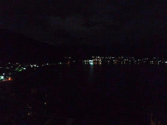 【山梨・河口湖旅行 その5】河口湖湖のホテル(ミズノホテル)は夜食つきツアープラン。