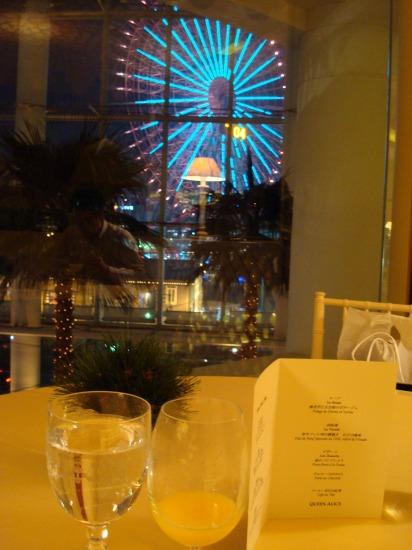 クイーン・アリス/パンパシフィックホテル横浜[横浜 フランス料理]