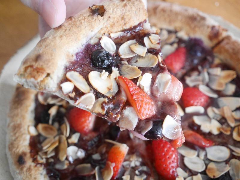 お取り寄せピザで人気の「金沢ピザ工房 森山ナポリ」バレンタイン限定セット